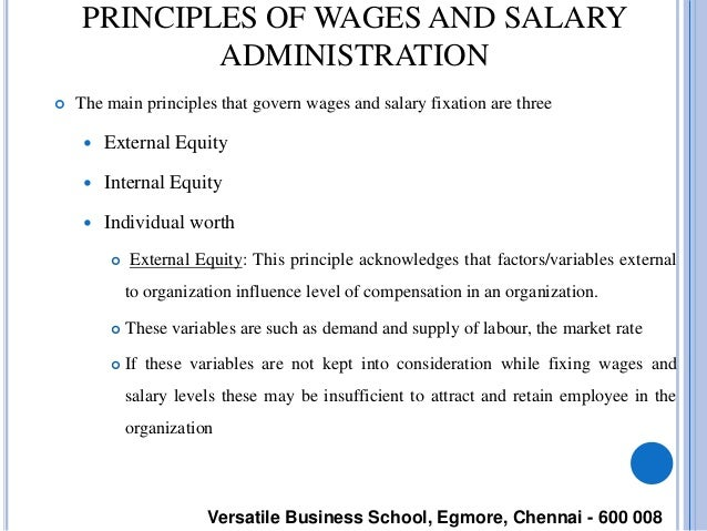 the equity and fairness of employee compensation systems Equity-based compensation – stock or pseudo procedural justice is the person's perceived fairness of employee compensation and benefits main.