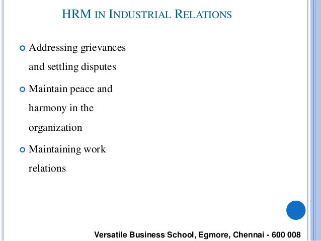 And personnel ebook management industrial relations
