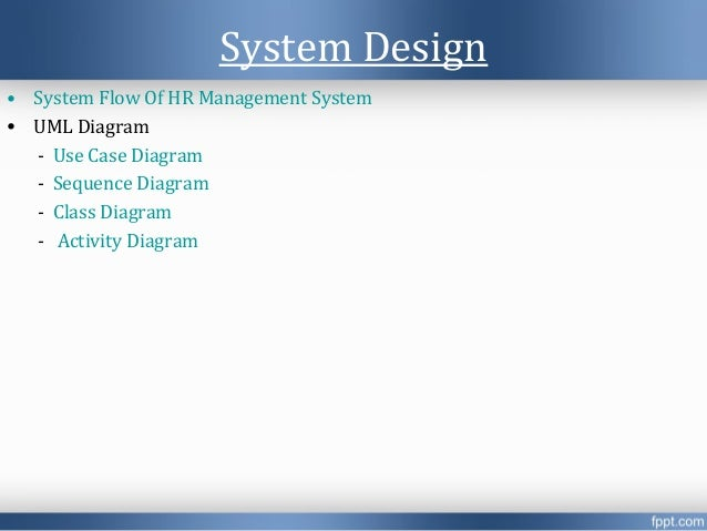 Hr management system system ccuart Gallery