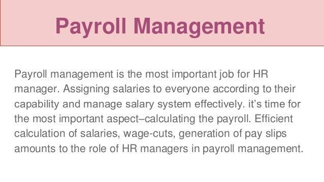 payroll management 6