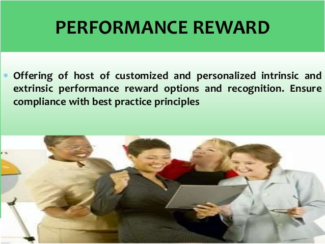 good practice in performance and reward management essay Total reward strategy: a human resources management strategy  elements and performance 2 reward systems  as a part of human resources management practice, total reward has also been introduced into varieties of.