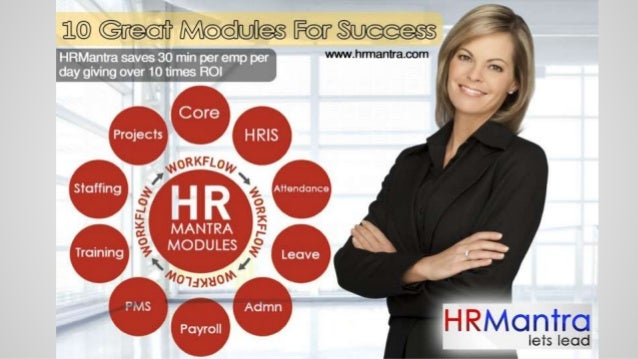 Compulsory Core & HRIS Mg ● Dynamic employee code creation is one of the most important features of this module wherein th...