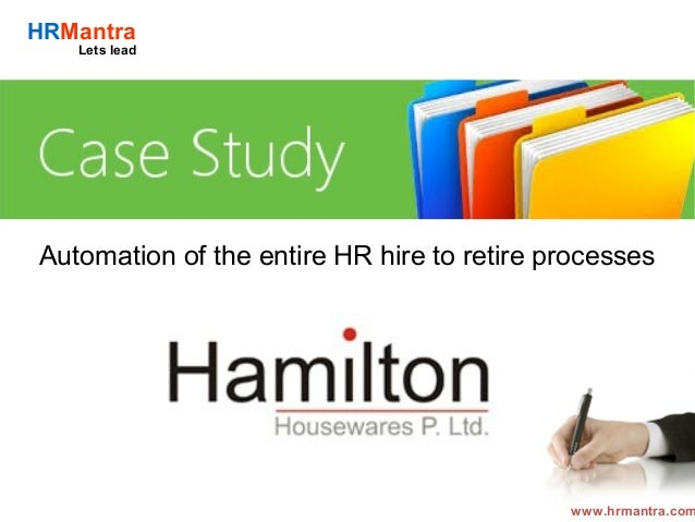 HRMantra Lets lead Automation of the entire HR hire to retire processes www.hrmantra.com