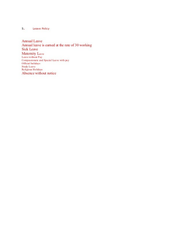 hr manual Study Guide Format Army Study Guide