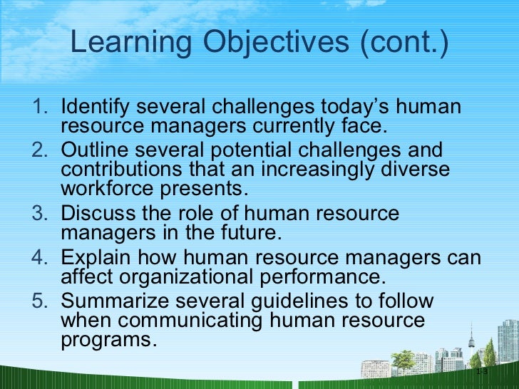 What are the Biggest Challenges Facing Human Resource Managers?