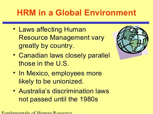 equal employment opportunity in hrm pdf