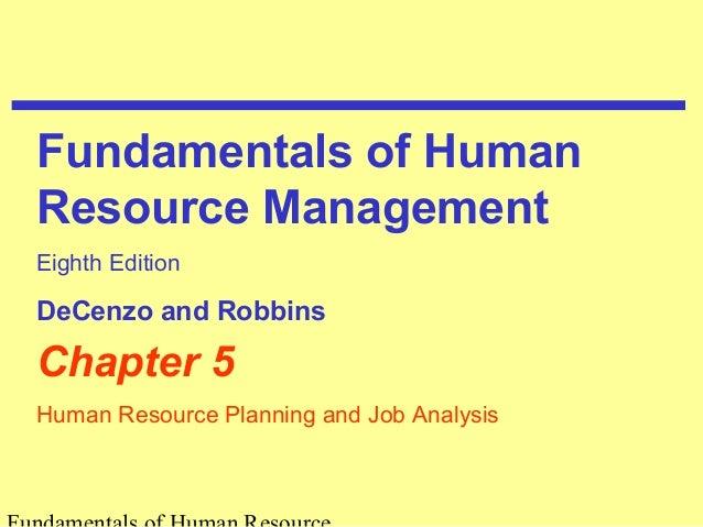 human resource planning and job analysis Relationship between the three the relationship between job analysis, job specification and  planning within your  the job description into human.