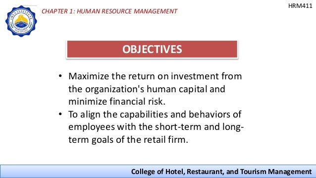 importance of hrm in tourism Of hrm in the barbados hotel industry and also investigate the relationship between the adoption of hrm and performance in barbados hotels findings based on the part.