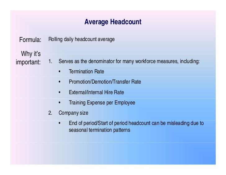 justification for increasing headcount Headcount reporting problems will likely worsen, especially for multinational companies, unless improved workforce planning frameworks are implemented headcount reporting problems will likely worsen, especially for multinational companies, unless improved workforce planning frameworks are implemented.