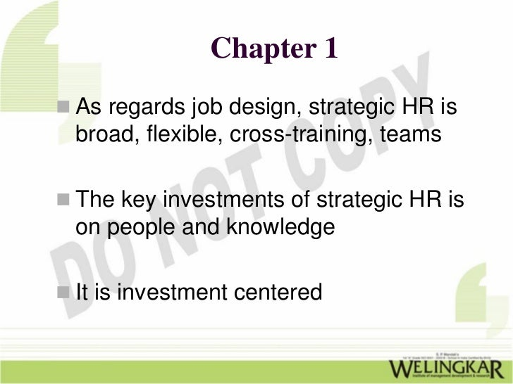 Examples of dissertation topics in human resource management