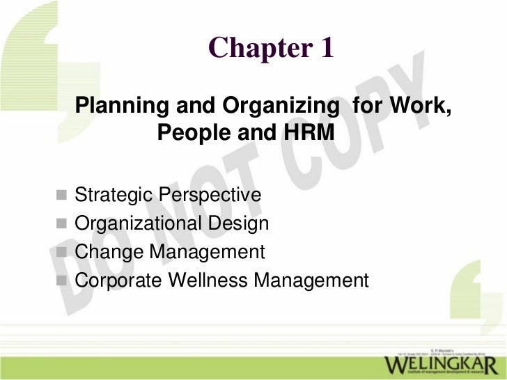 chapter 1 the changing paradigm of management Chapter 1:the supervisory challenge and changing market conditions1 management hierarchy (see figure 1-2).