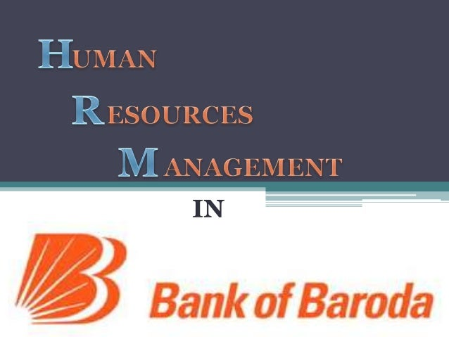 "Human Resource Management in Banking Sector in ""STATE BANK OF INDIA by Prince"