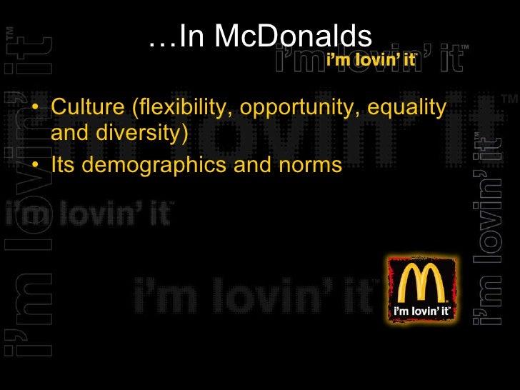 demographic factor affect mcdonalds in malaysia Zahyah hanafi1 universiti utara malaysia, kedah, malaysia  this study  examines the impact of demographic factors on the academic achievement of  students during  caro, d h, mcdonald, j t, & willms, j d (2009) socio- economic.