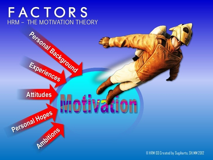 hrm motivation Motivation may be defined as the act of stimulating someone to take a desired course of action it is the art of inducing employees to work diligently and sincerely for the success of the enterprise it is the intensification of desire of the workers/employees to work more cordially, carefully and consciously.