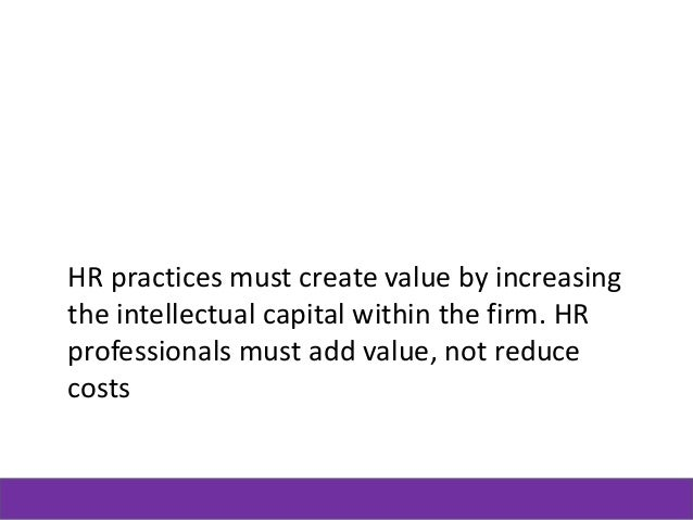 impact of hrm practices Impact of culture on human resource management management essay print reference this published: 23rd march, 2015 disclaimer: this essay has been submitted by a student as this study will seek to measure the impact of culture on hrm practices therefore.