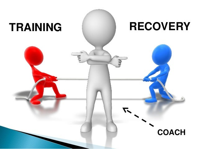 TRAINING RECOVERY COACH