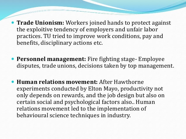 an overview and history of the labor movement and unionism The afl-cio labor history timeline highlights the key events and  visit these sites for an education in the proud history of the us union movement labor history.