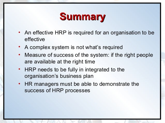 role of information technology in hrp Transformation of the traditional role and three new roles for hr staff are provided  technology careers view all  succeeding at work human resources.