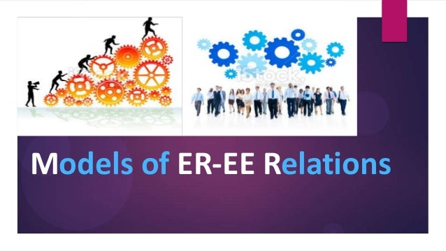pluralist perspective employment relations Relations' (ir) has little institutional presence in the universities of  of reference, from the perspective of which the employment relationship is an entirely.