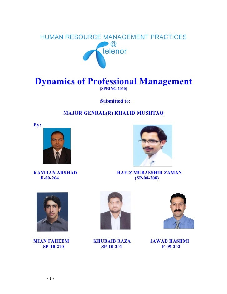 4 Major Dimensions Involved in HR Practices in International Context