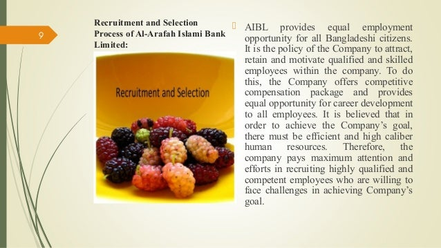 Recruitment and selection process of hsbc bank bangladesh