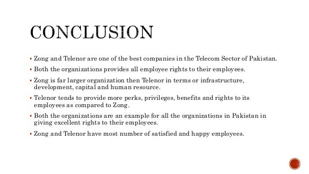 pakistan telecom employees satisfaction survey Employee's turnover intentions: is this hr failure or employee's better employment opportunity muhammad ehsan malik1, rizwan qaiser danish2, yasin munir3.