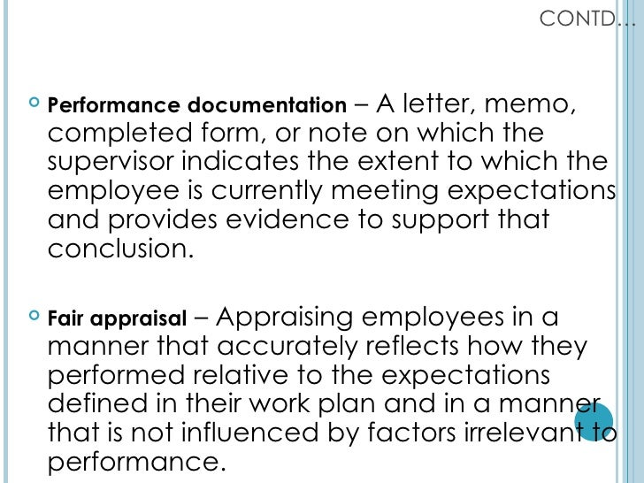 learning development and the performance management 17 contd  performance