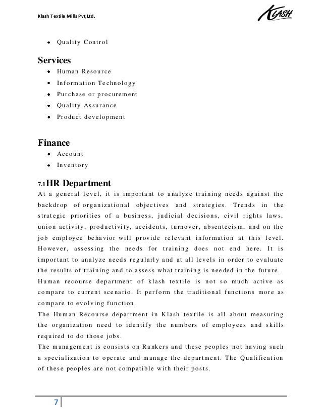 Hrm practice of fsibl