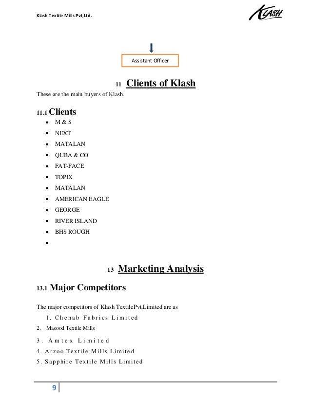 matalan swot Twenty first century business - matalan - business/marketing bibliographies - in harvard style.