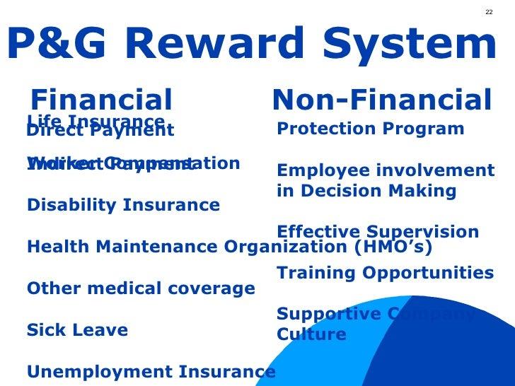 p&g health insurance
