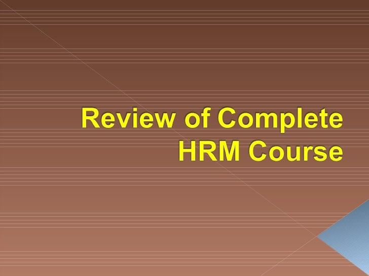 Bewertungen für HRM