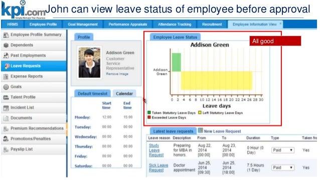 Online HR and Payroll Software Demo - kpi.com