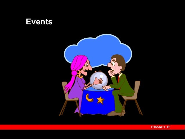 Events  Generic – Common to all forms in Oracle applications  Product-specific HRMS – WHEN-CREATE-RECORD – PRE-INSERT – ...