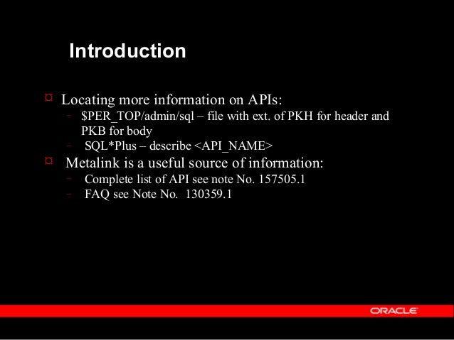 Types of API There are 3 types of API to perform necessary business processes :-  CREATE - insert or create new records i...
