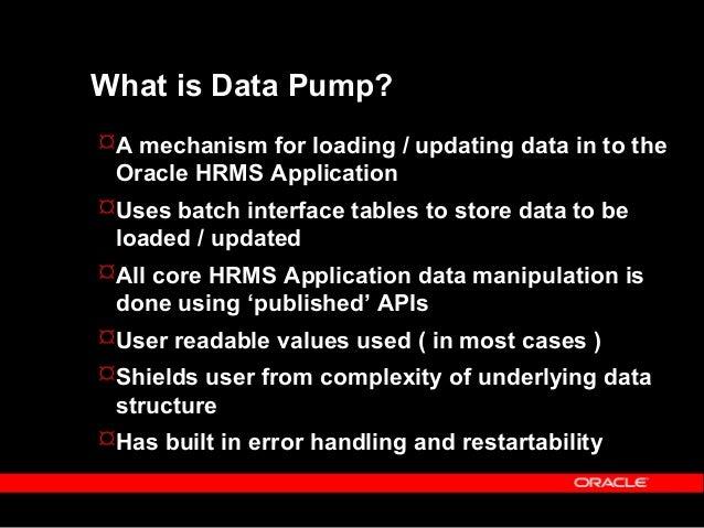 Copyright (c) 2001 - Oracle Corporation UK Limited Data Loading Flow DATADATA FILE(s)FILE(s) SQLSQL LoaderLoader CustomCus...