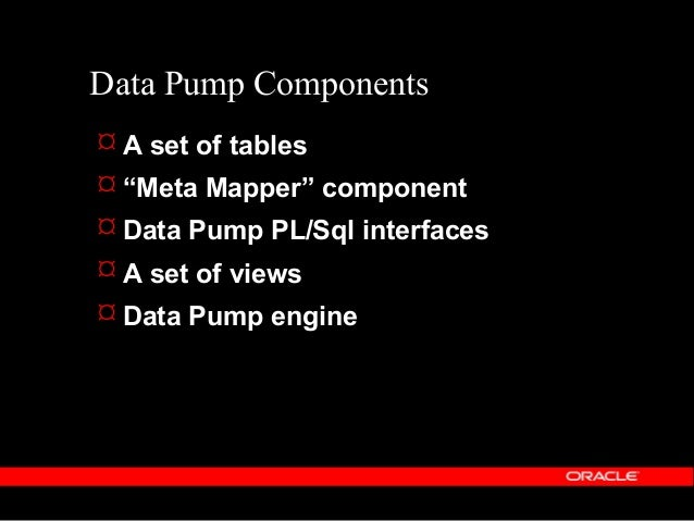 Copyright (c) 2001 - Oracle Corporation UK Lim Meta Mapper  Generates Data Pump 'meta' layer views and procedures ( like ...