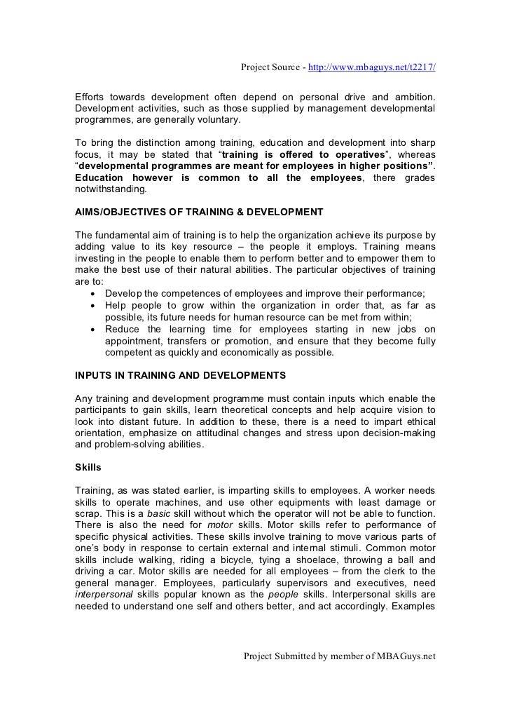 Example of college admission essay
