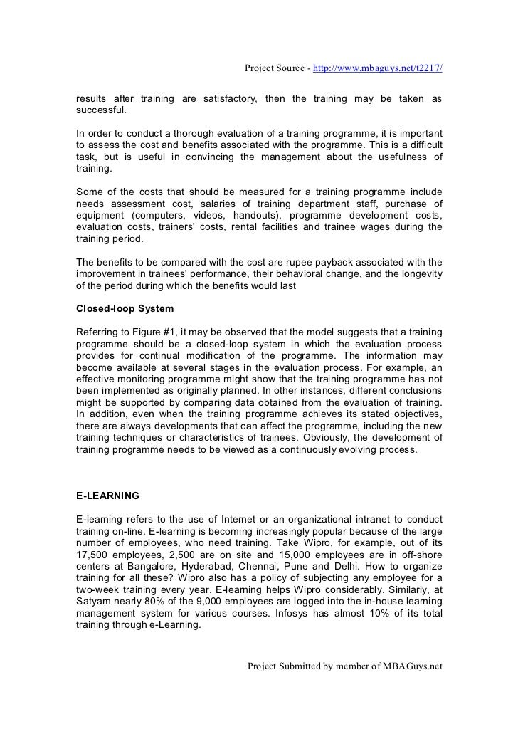 training and development case study Transcript of case study: motorola training and development strategy - they provided motorola solutions with a simplified system and easy-to-use guidelines for everything from purpose storytelling to collateral to video production that allowed the organization to digest major change in a period of nine months, a short amount of time for a .