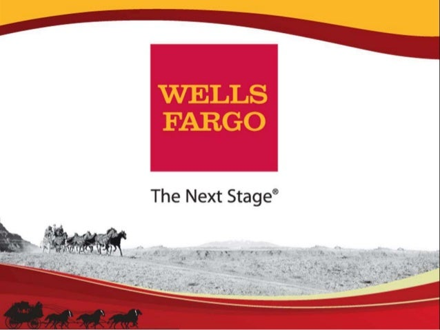 Wells Fargo By Jomy Mathew