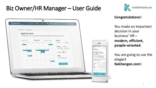 Congratulations! You made an important decision in your business' HR – modern, efficient, people-oriented. You are going t...