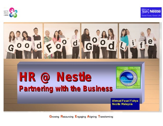 HR @ NestlePartnering with the Business                                                          Ahmad Fauzi Yahya        ...