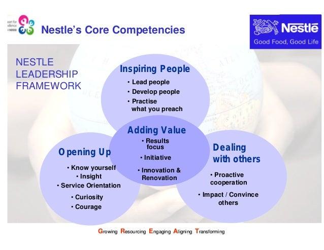 expatriate policy of nestle