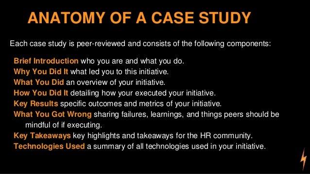 Hr Open Source Case Study Recruiting Deck 2017