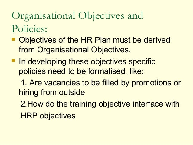 hr planning derived demand International journal of management, business, and administration volume 15, number 1, 2012 1 human resource planning: forecasting demand and supply.