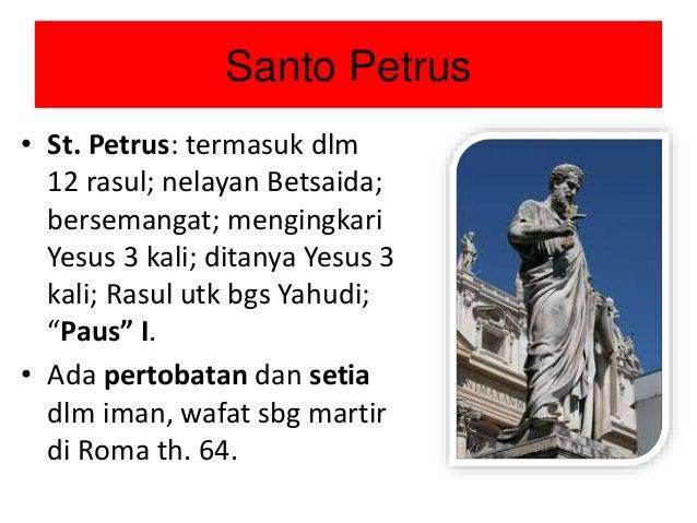 Hr petrus paulus (28-29 juni 2014) Slide 2