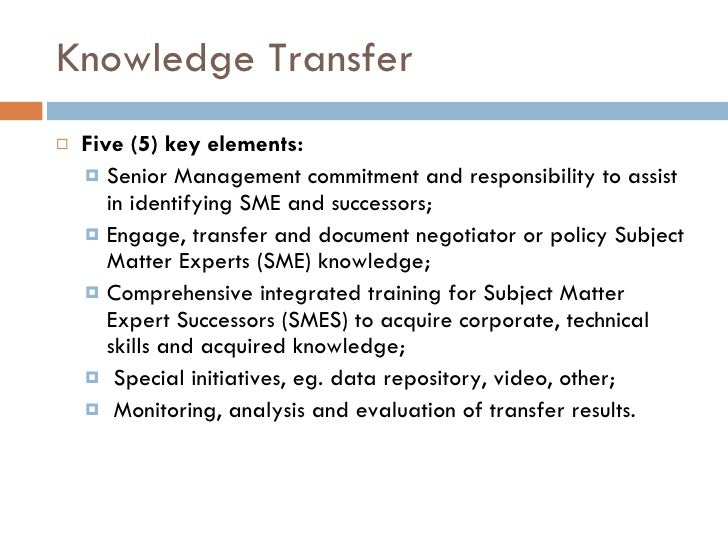 Project Knowledge Transfer Template. technology roadmap ...