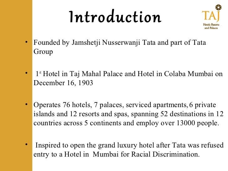 the taj group of hotels report Taj group of hotels salaries trends 2 salaries for 2 jobs at taj group of hotels in jaipur salaries posted anonymously by taj group of hotels employees in jaipur.