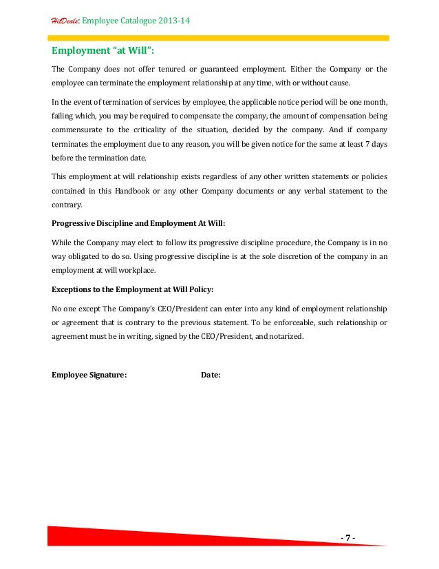 Sample Employee Termination Le Best Resumes