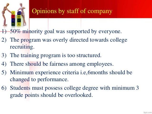 Employee Relations case study - answers - Purdue University