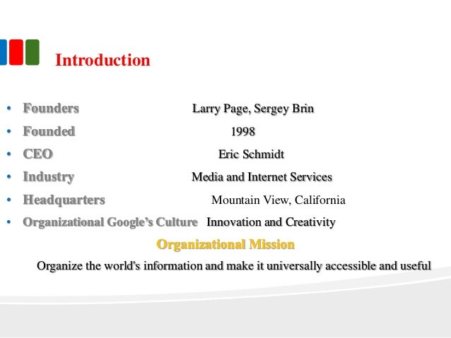 Google's HRM: Recruitment, Selection, Retention
